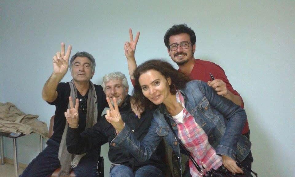 Un mesagnese in Turchia nella delegazione dei Cobas