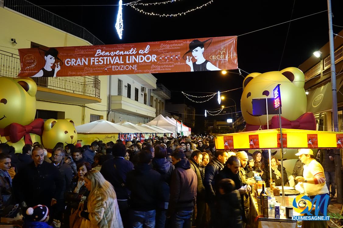 Domenica 27 Novembre per i più golosi c'è la quinta edizione del Festival Lindor
