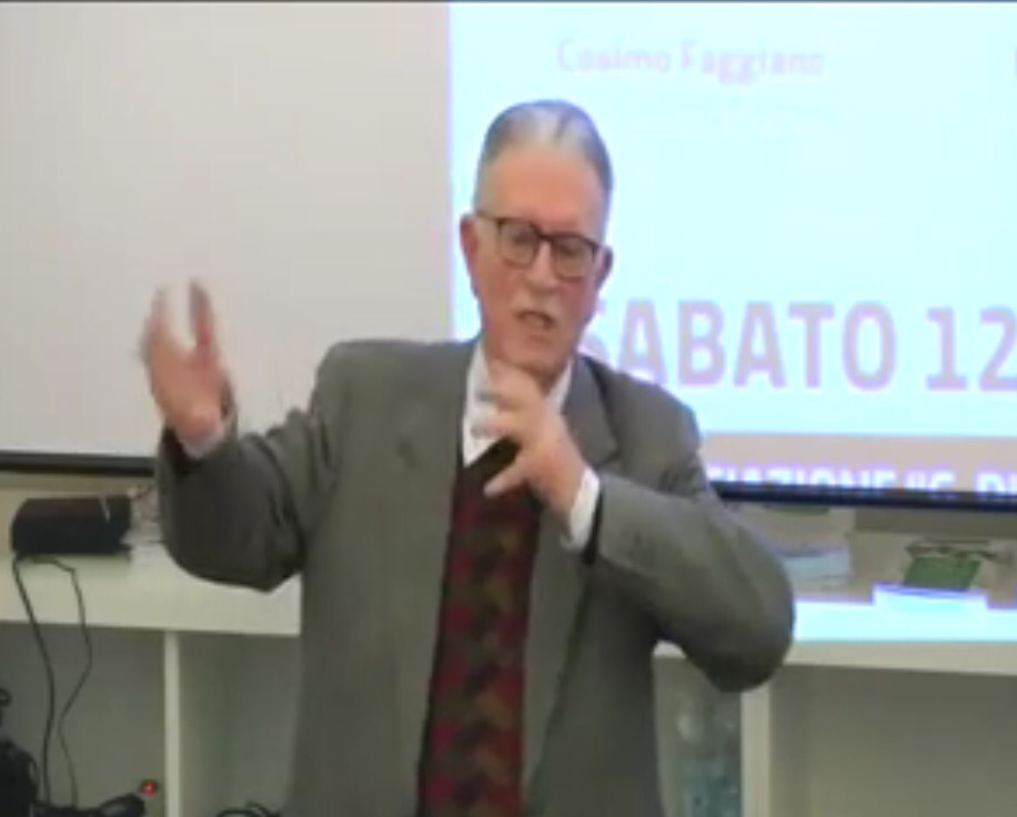 Dante un poeta senza tempo. Guarda la Lectio Dantis del Prof. De Mauro