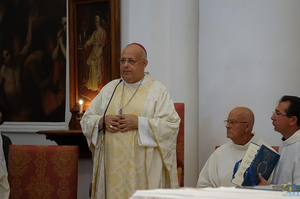 Migliorano le condizioni di salute dell'Arcivescovo dopo la caduta da cavallo