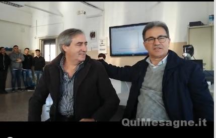 VIDEOMESSAGGIO DEL SINDACO E DEL PRESIDE A SOSTEGNO DEL «FERDINANDO»