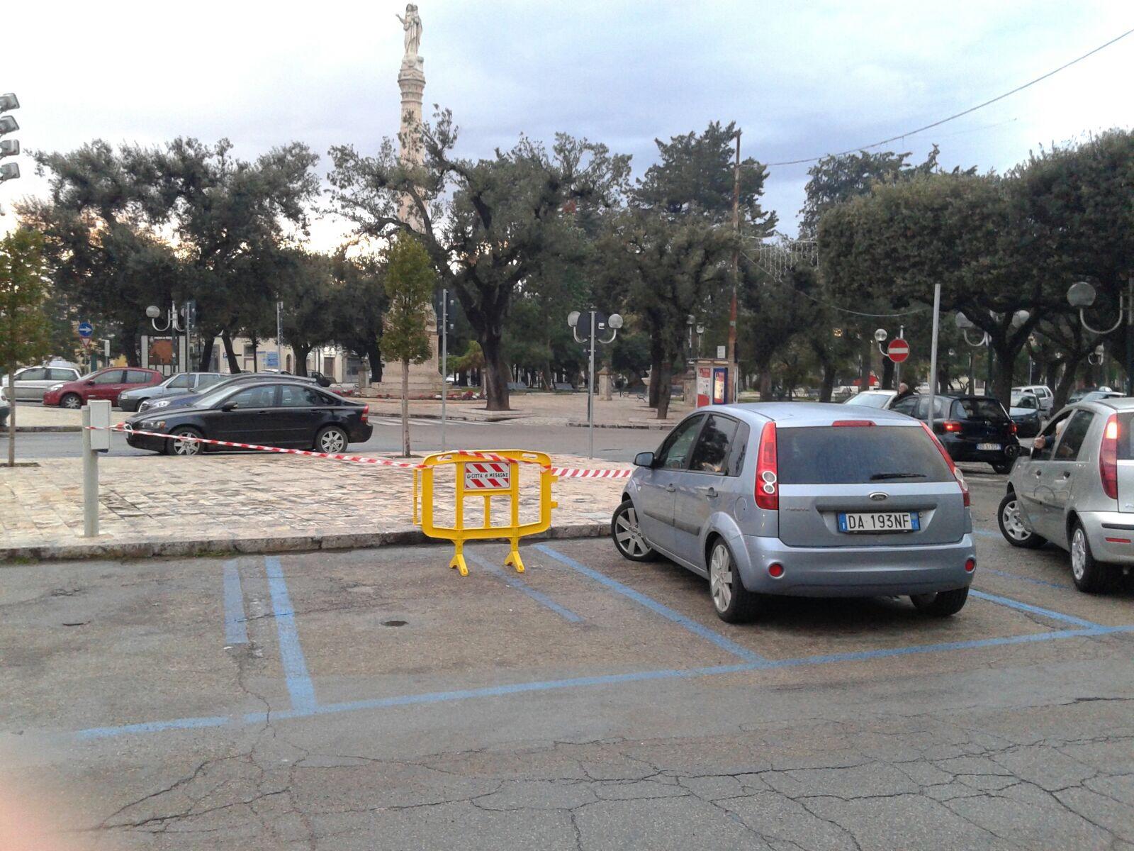 Disattivata la 'trappola' dei parcheggi di Porta Grande?