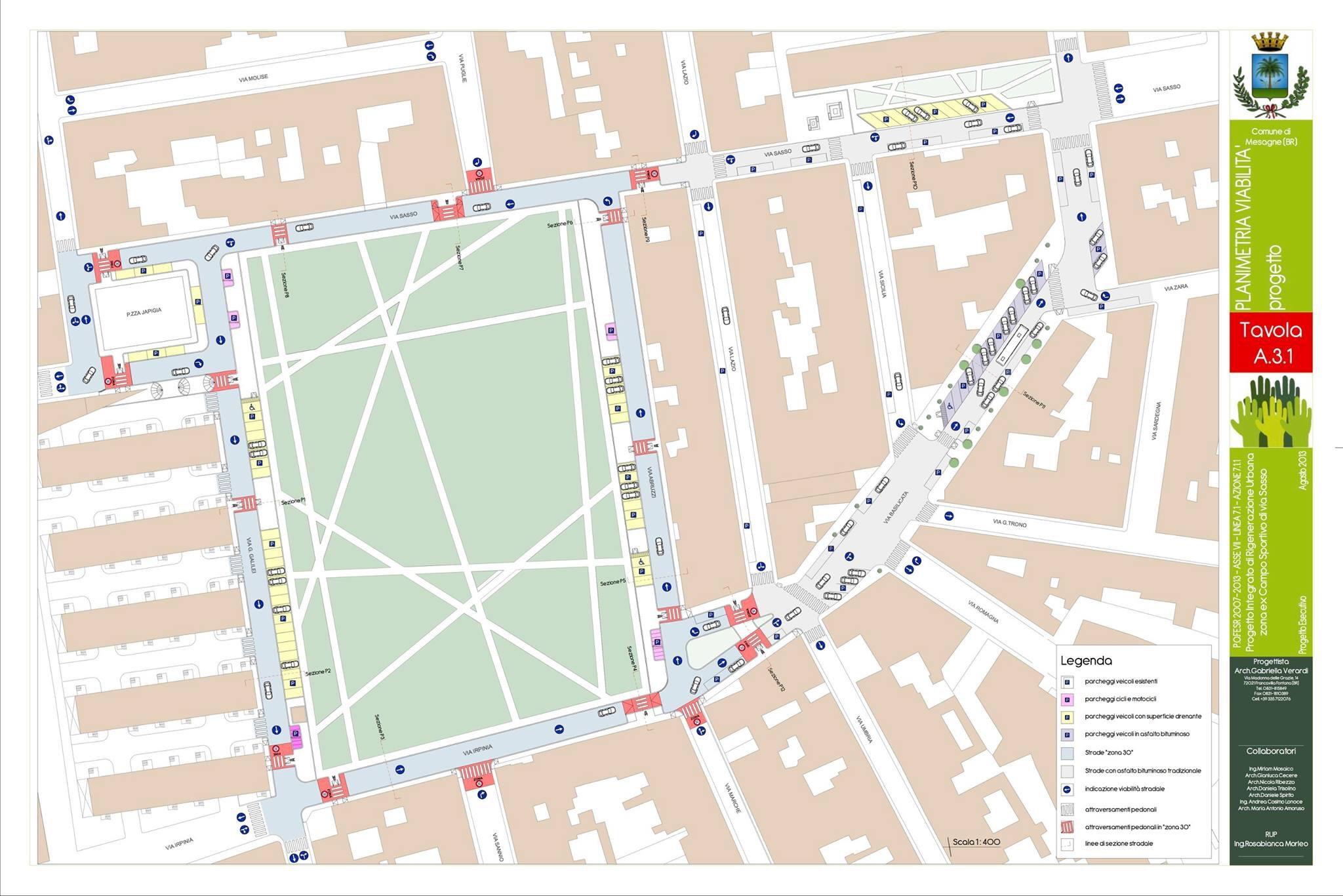 Via Basilicata, 'Quelle isole pedonali servono per rallentare il traffico'