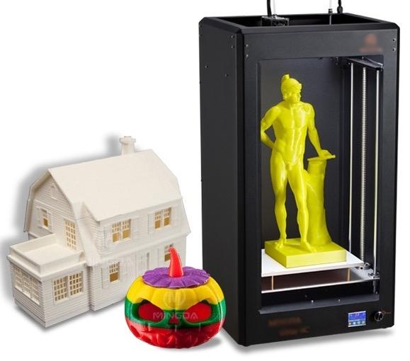 Al 'Ferdinando' la Provincia invia computer nuovi e una stampante 3D
