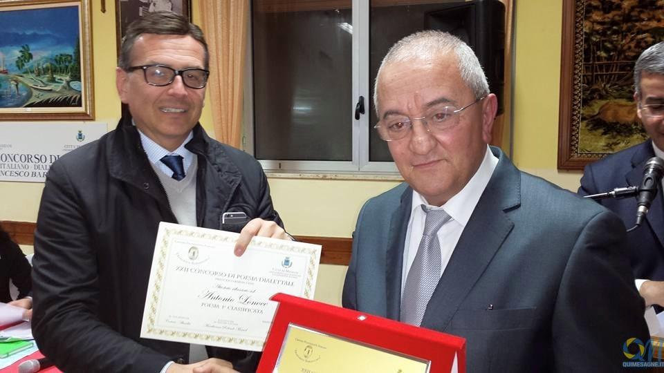 """Premiati i vincitori del 22° Concorso di poesia """"Francesco Bardicchia"""""""