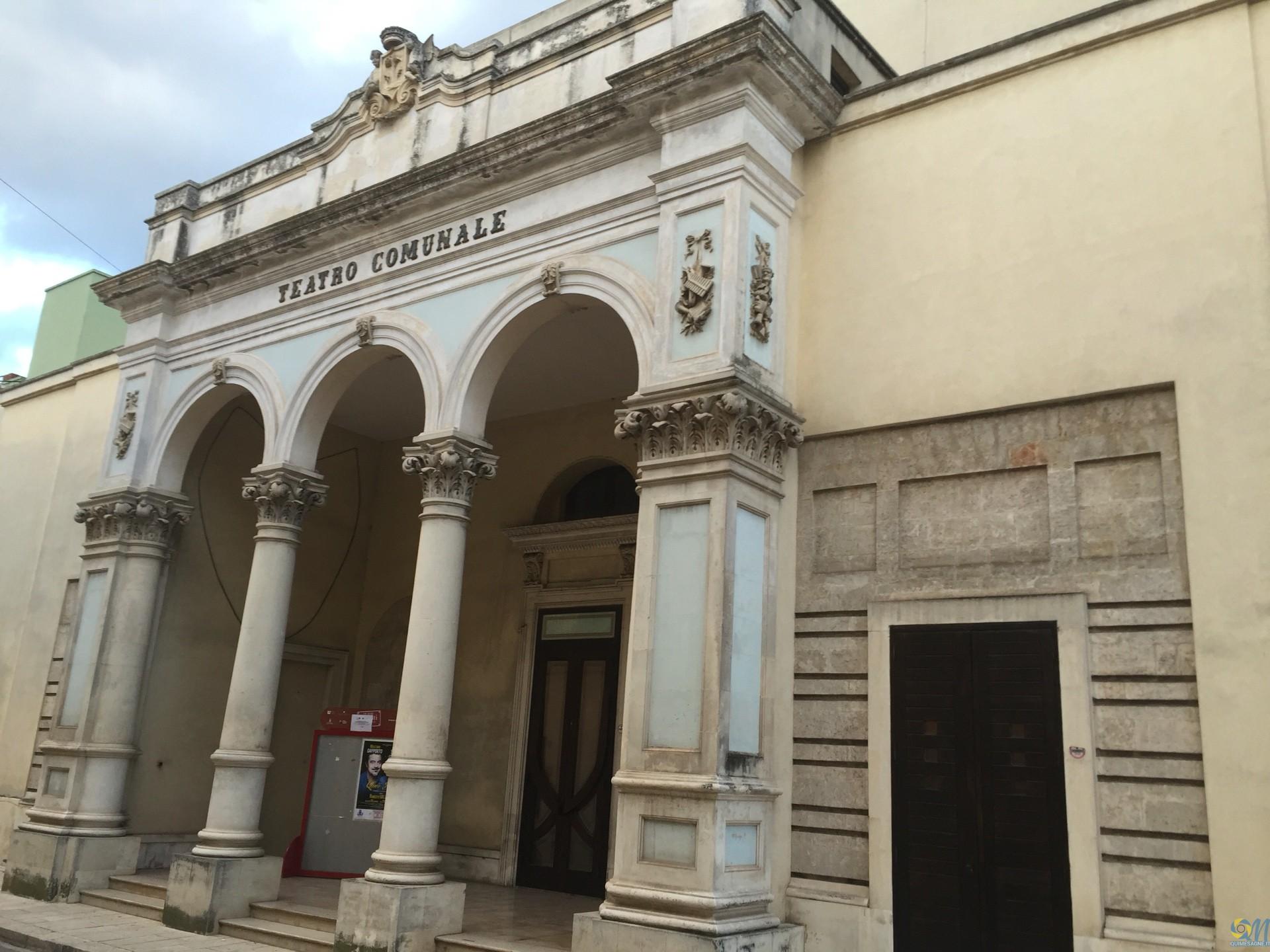 Tanti gli eventi per il Teatro Comunale di  Mesagne