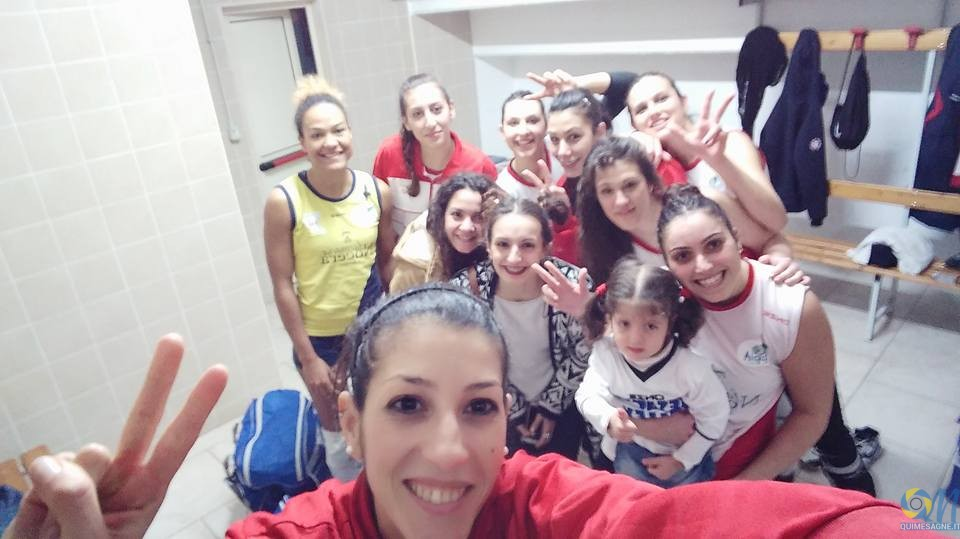 Volley femminile, il Mesagne ottiene il pass per la Final Four Coppa Puglia