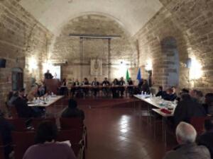 Vicenda Vizzino, La solidarietà delle forze civiche e politiche di maggioranza