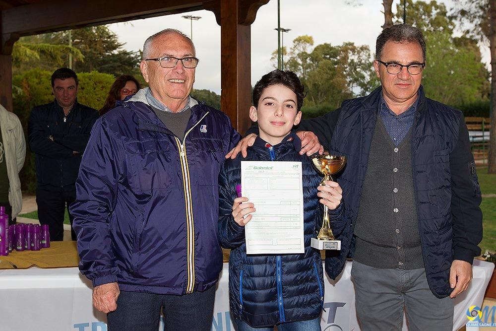 Grande Tennis giovanile a Mesagne