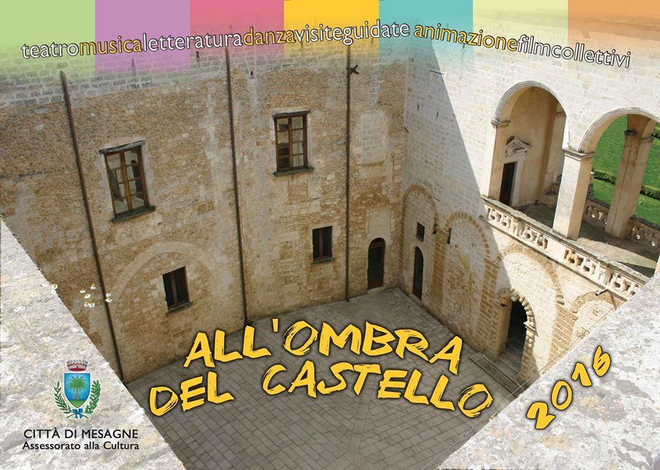 """All'ombra del Castello"" è l'anteprima dell'Estate Mesagnese"