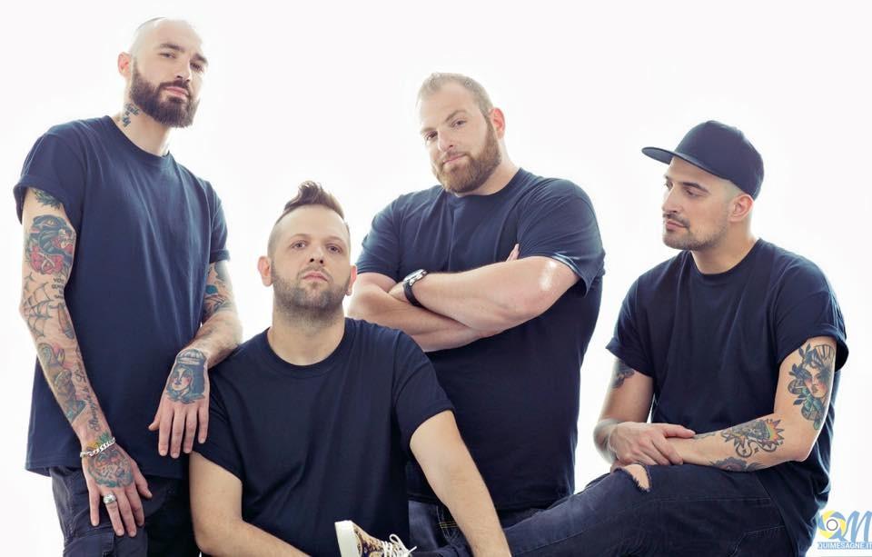 Da domani on-line Barracuda il nuovo singolo dei BoomdaBash