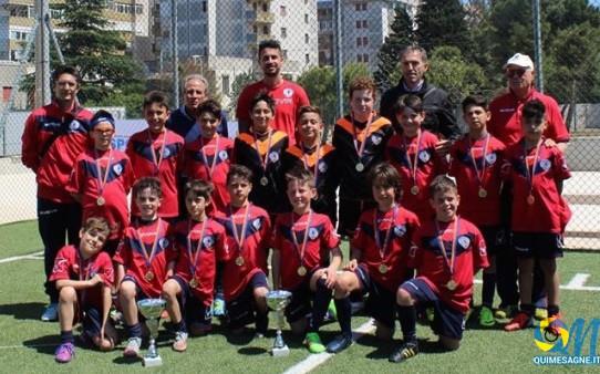 I ragazzi dell'ASD CSI Santa Maria vincono le fasi regionali di Sport&Go
