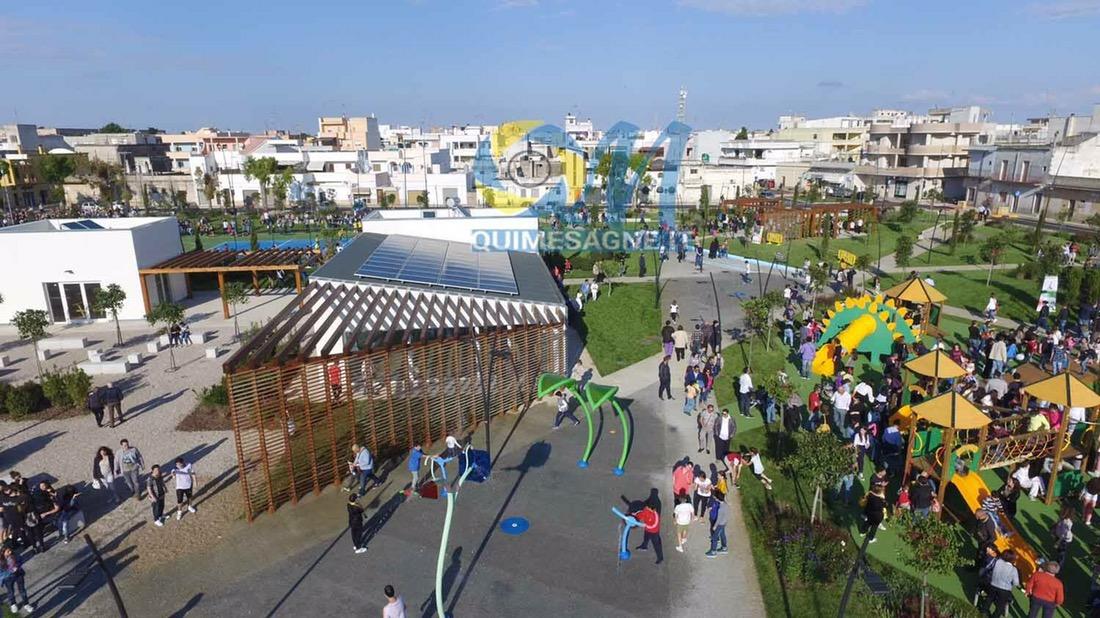 Pronti i Bandi per le due strutture del nuovo Parco