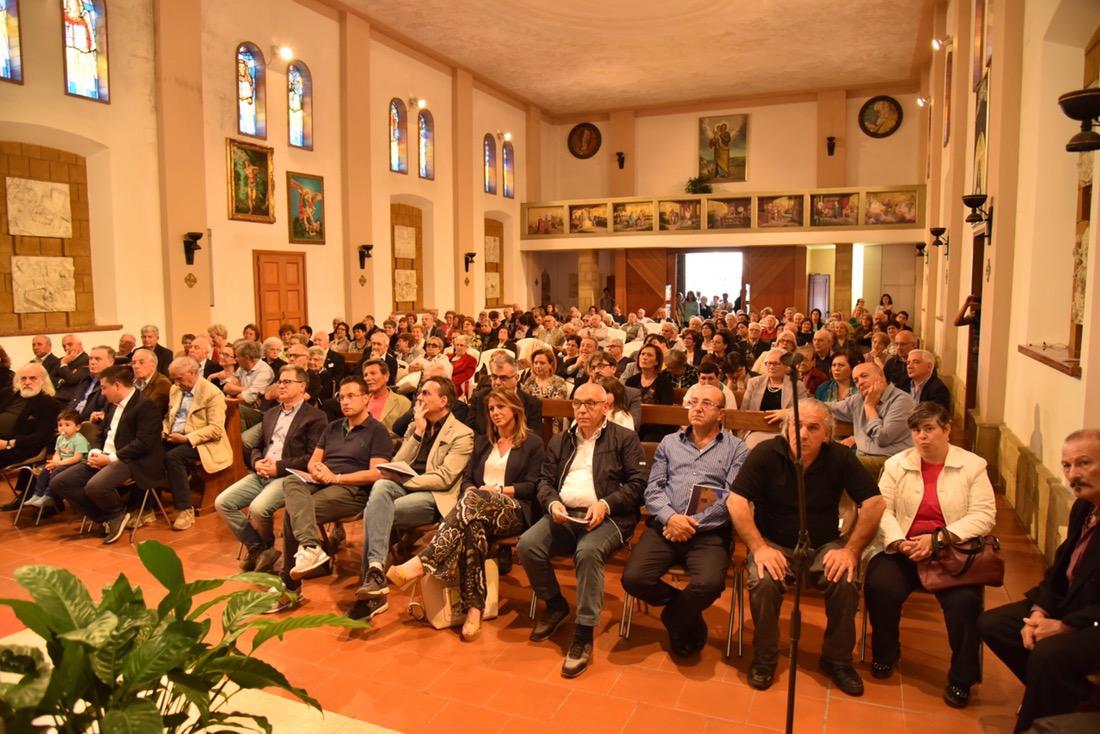 """Presentato il libro """"San Giuseppe la Chiesa dei 5 rioni"""""""