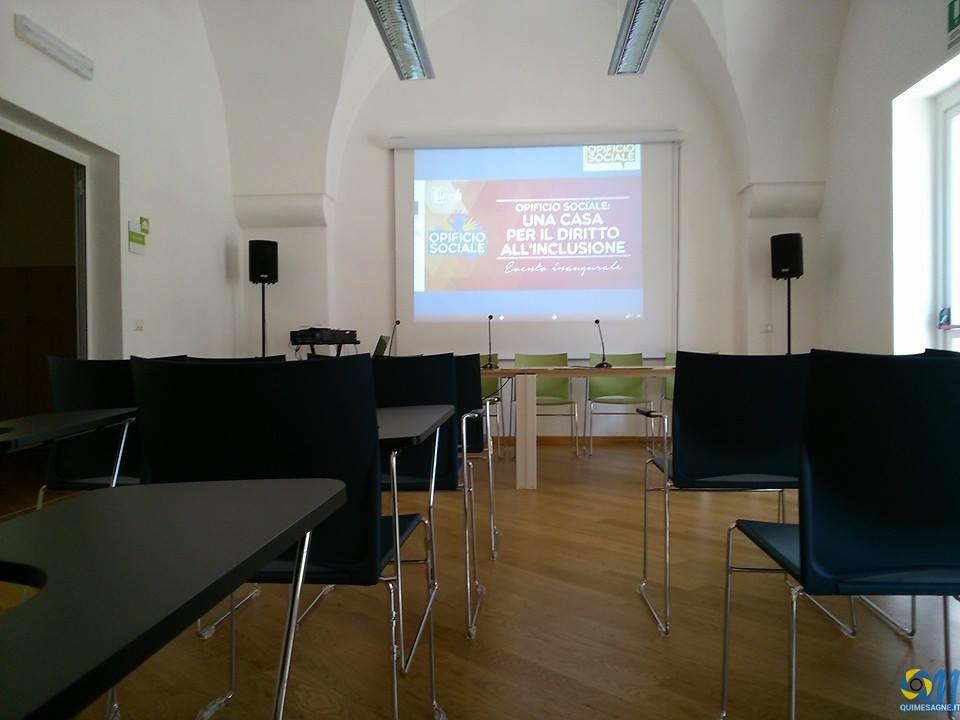 """Martedì 14 giugno all'Opificio Sociale si parla di """"Welfare in progress nella Puglia"""""""