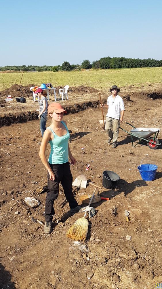 Muro Tenente, tornano a scavare gli archeologi di Amsterdam