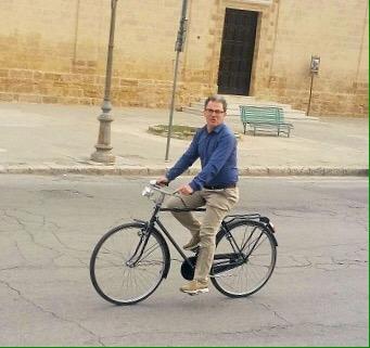 Rubata dal Comune la bicicletta del Sindaco Molfetta