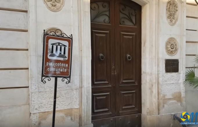 Viaggio nella Pinacoteca comunale chiusa da troppo tempo / Video