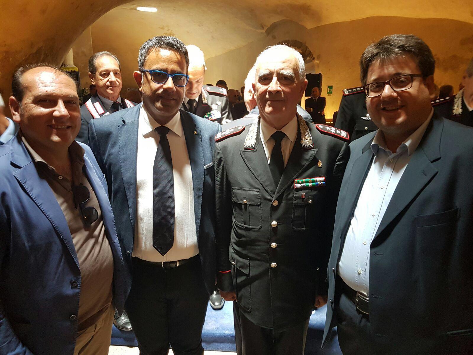 Messina, incontro tra le associazioni Antiracket e il generale Del Sette