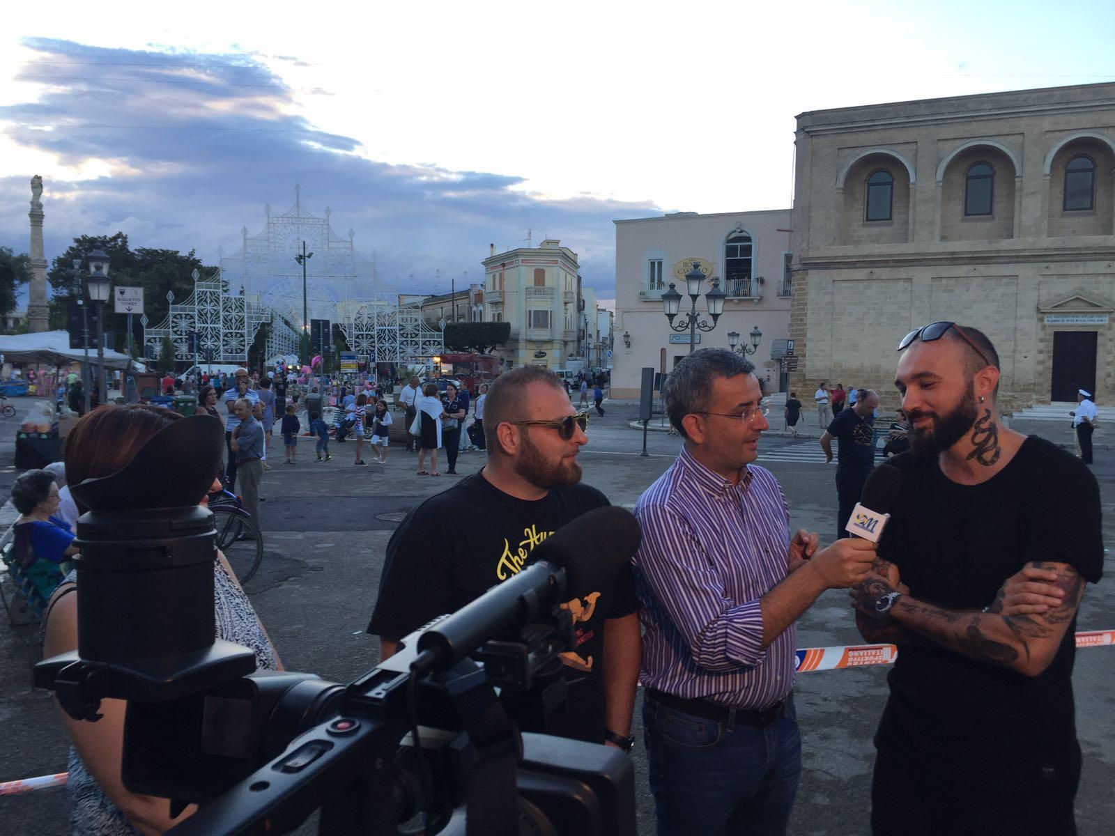 I Boom da Bash alla diretta di Quimesagne raccontano la loro esperienza