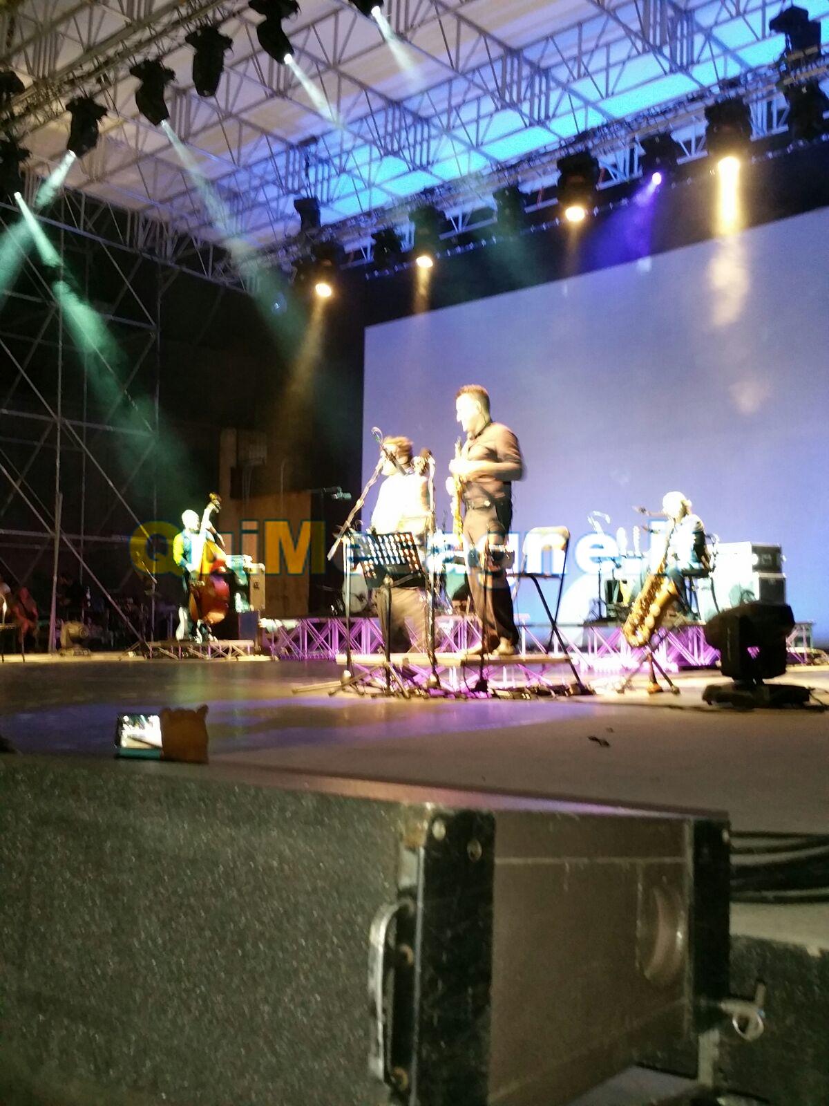 Massimo Ranieri incanta il Forum Eventi di San Pancrazio