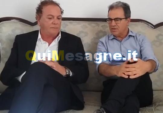 """Dialogo tra sindaco e Piro: """"L'estate sta andando bene. Tanta qualità negli eventi"""""""