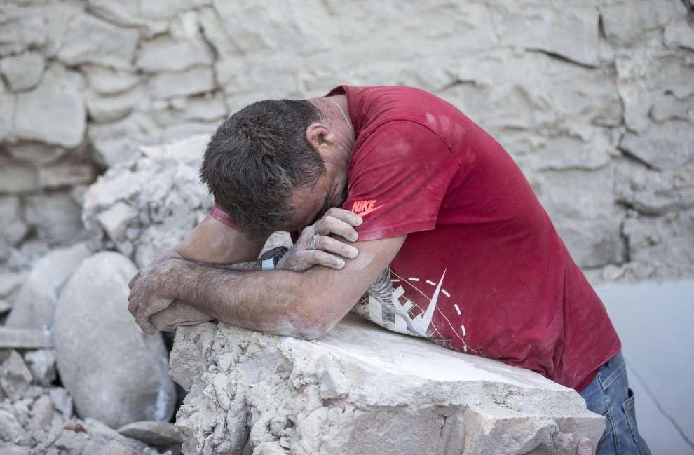 Terremoto Centro Italia, ecco le testimonianze di alcuni mesagnesi coinvolti