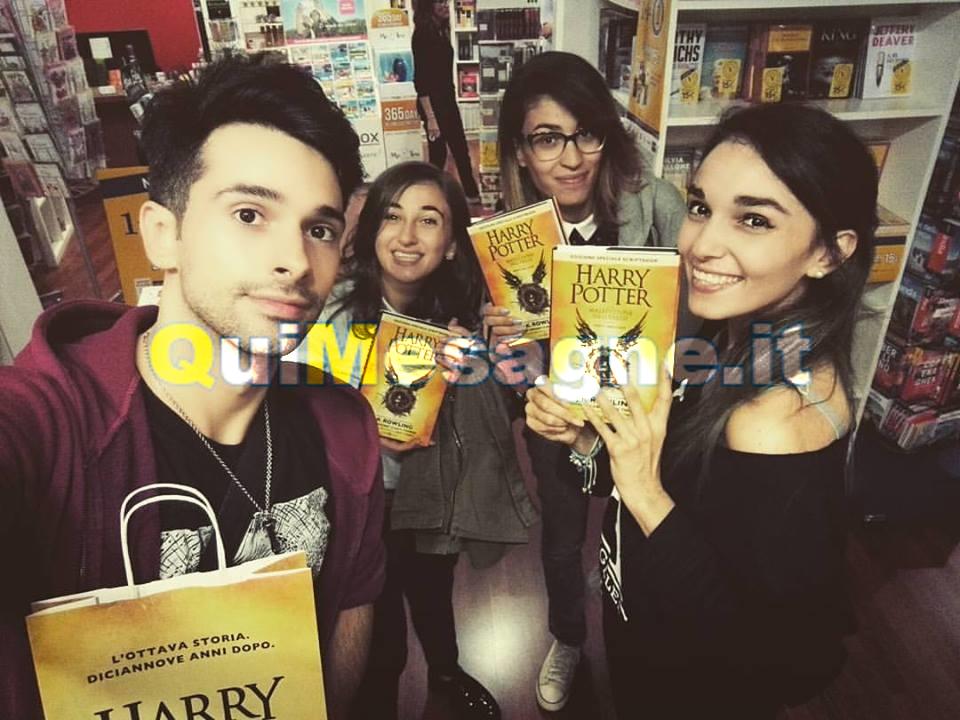 Successo per l'evento su Harry Potter al Mondadori Bookstore di Mesagne