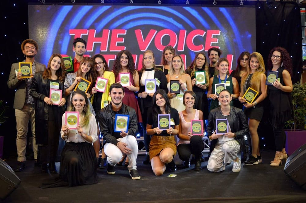 "Concluso il concorso canoro ""The voice of the mall"""