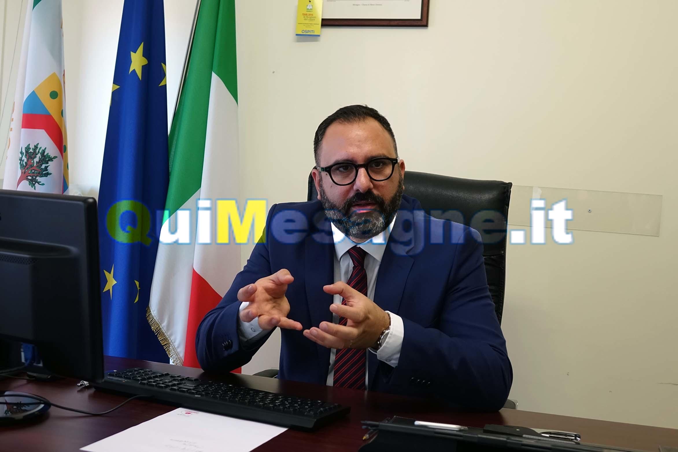 """Aumentata quota gasolio agricolo, Vizzino: """"Un aiuto per il comparto"""""""