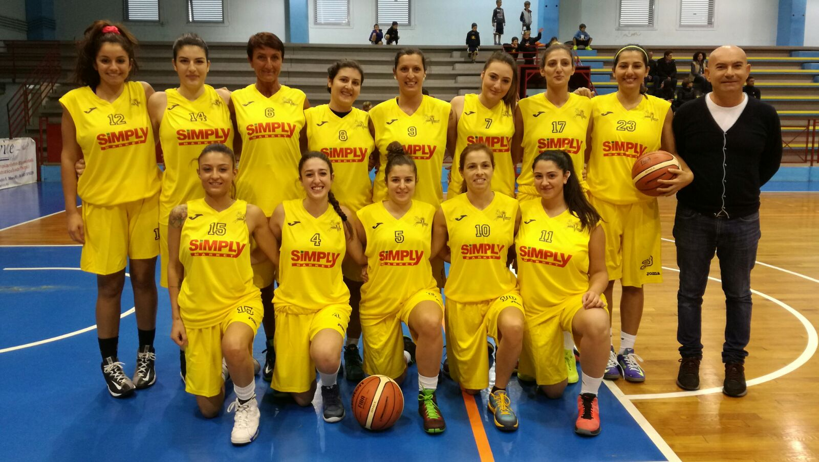 Basket femminile, oggi New Virtus Mesagne vs Virtus Altamura 1987 – Start Game 17:00