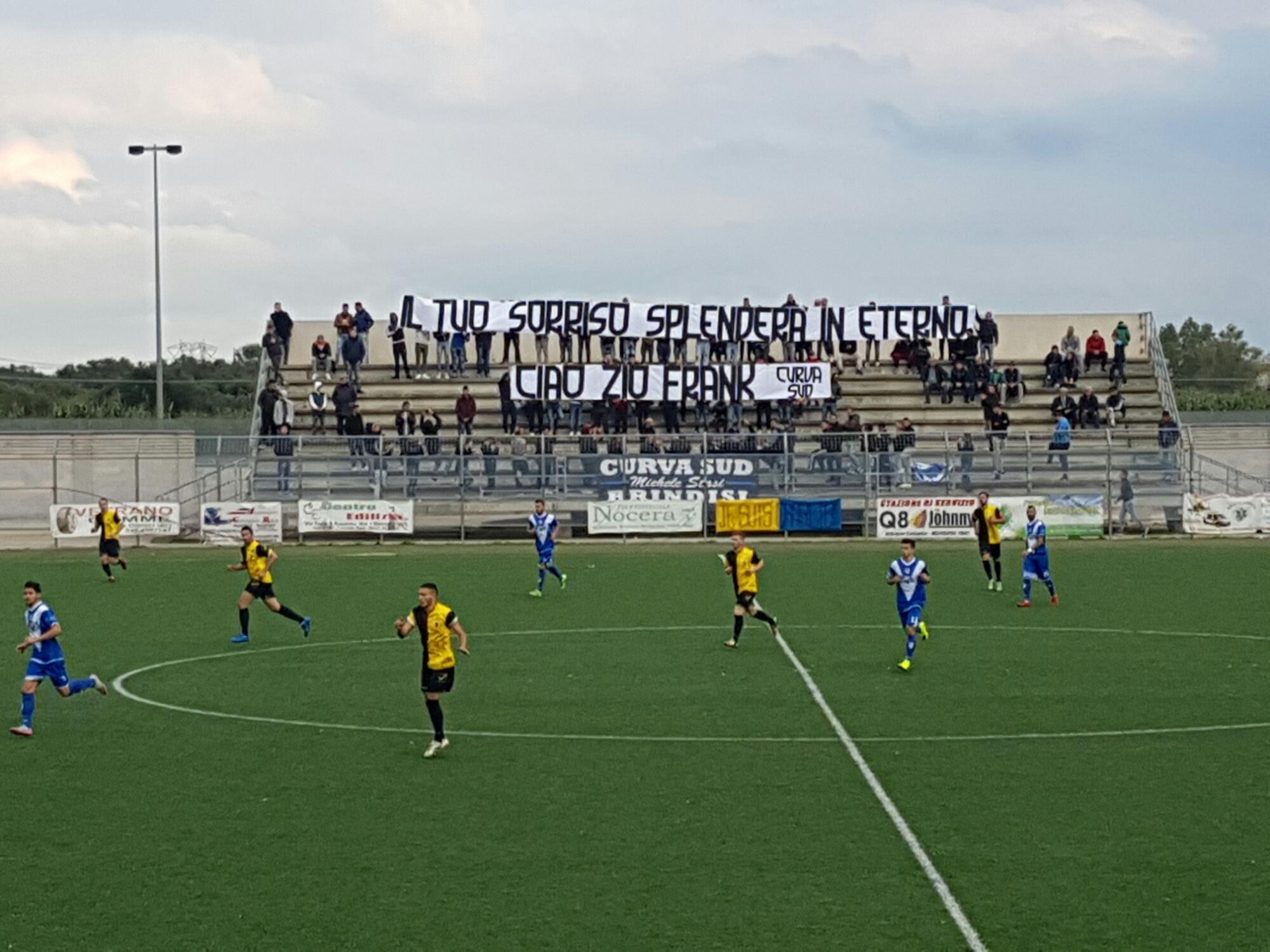 Mesagne Vs Brindisi, il derby finisce in pareggio