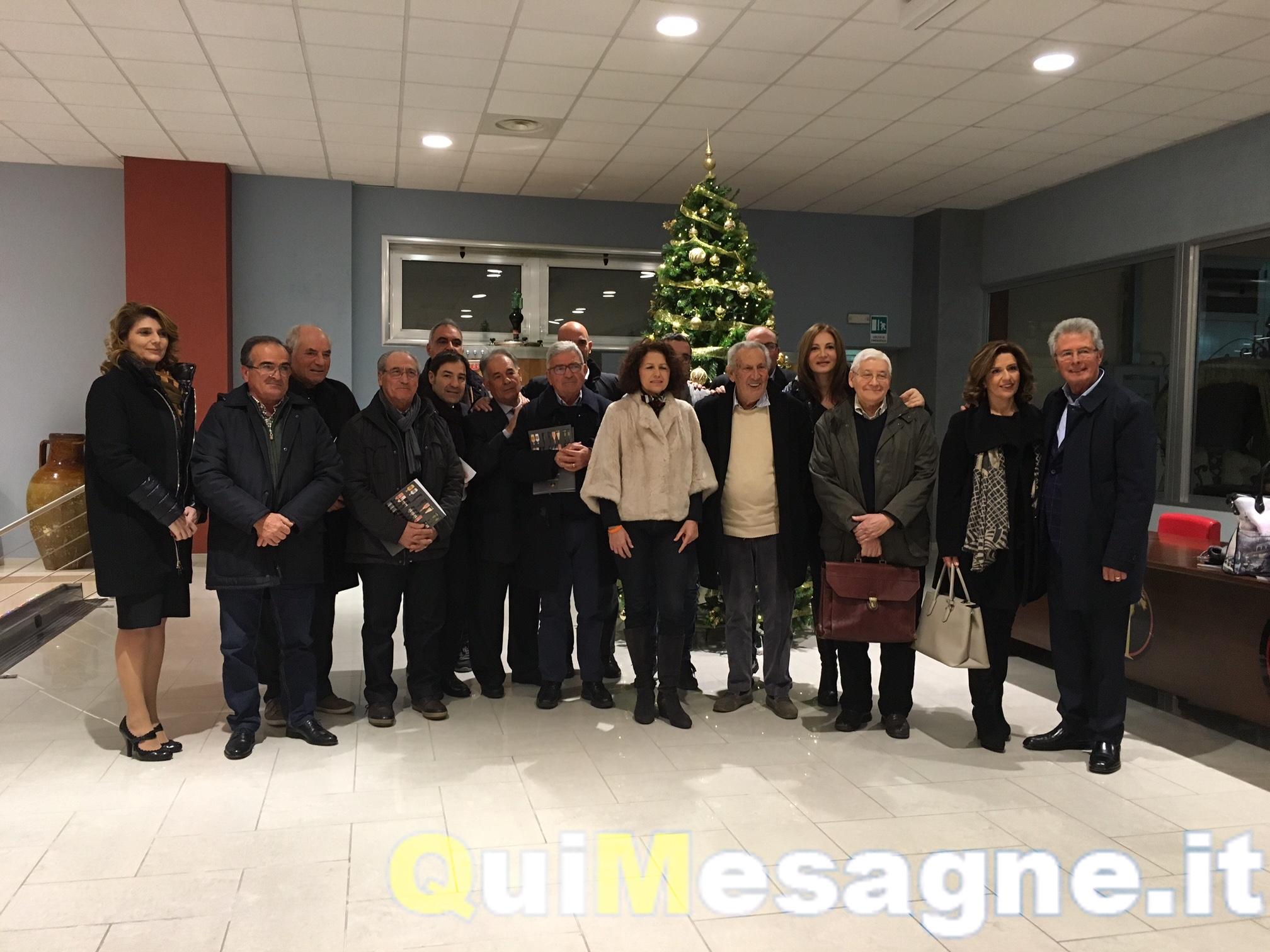 Cantine Due Palme: bilancio positivo e Maci confermato presidente
