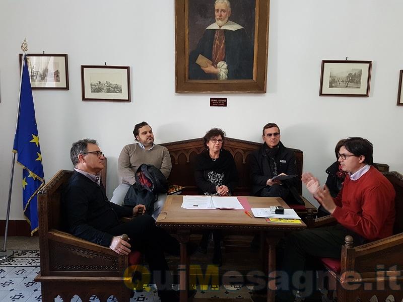 Comune di Mesagne e Libera confermano la collaborazione, firmato l'8° Protocollo