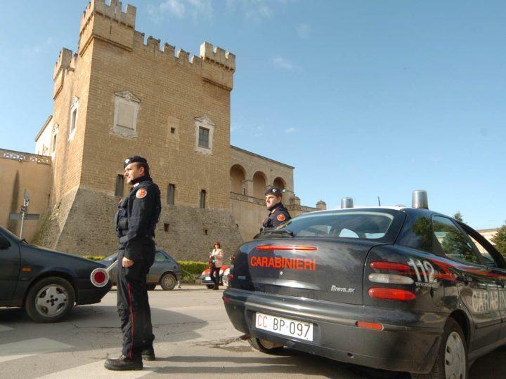 I Carabinieri ritrovano autovetture rubate