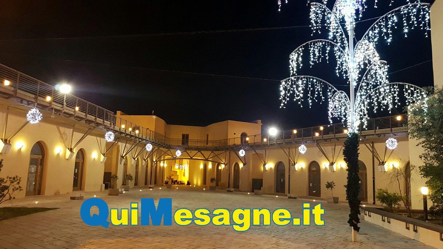 """8 Dicembre si apre Piazza Commestibili e """"Castello di Presepi"""""""