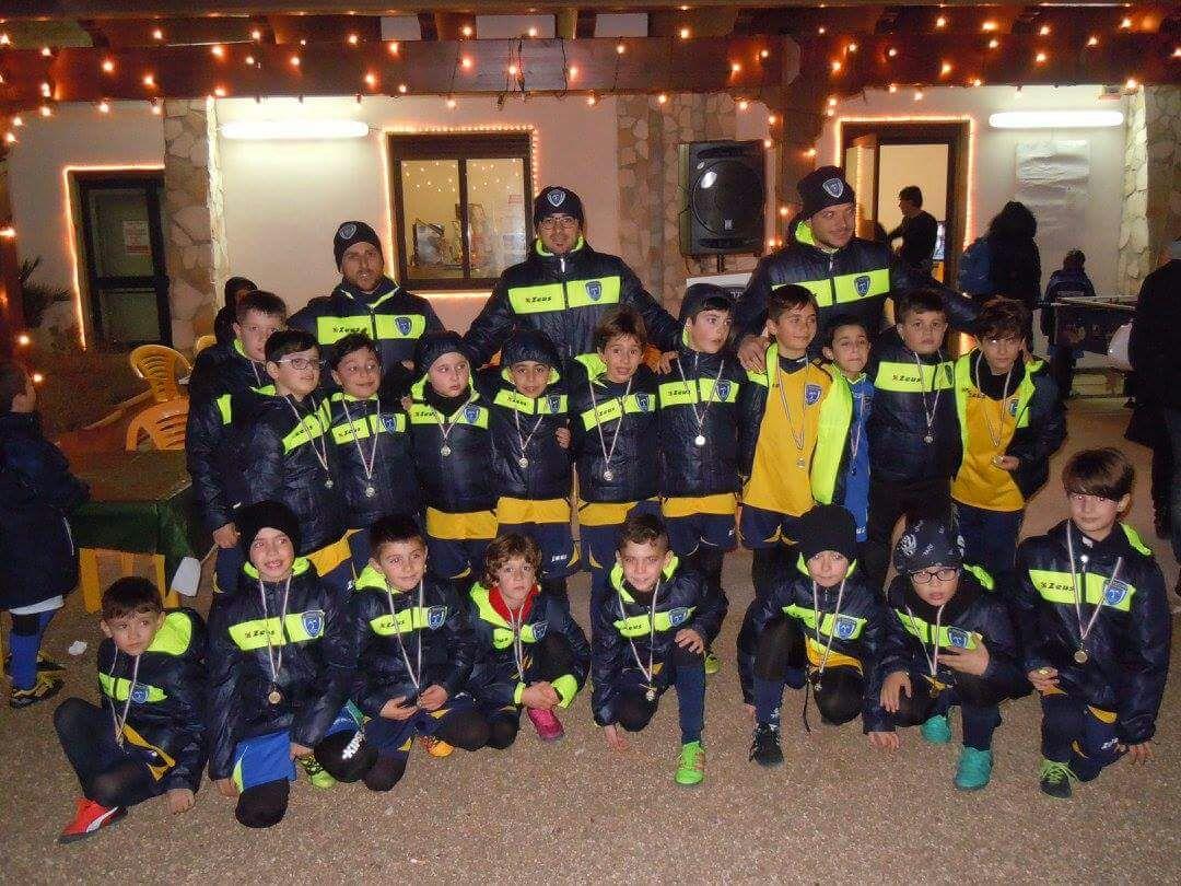 """Grande partecipazione di bambini al """"Torneo di Natale"""" della SS. Annunziata"""