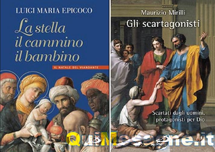 Doppio appuntamento con i libri: il 3 gennaio don Gino Epicoco, il 4 gennaio don Maurizio Mirilli