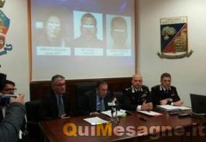 """Operazione Omega, altre 13 scarcerazioni per la frangia """"mesagnese"""" della SCU"""