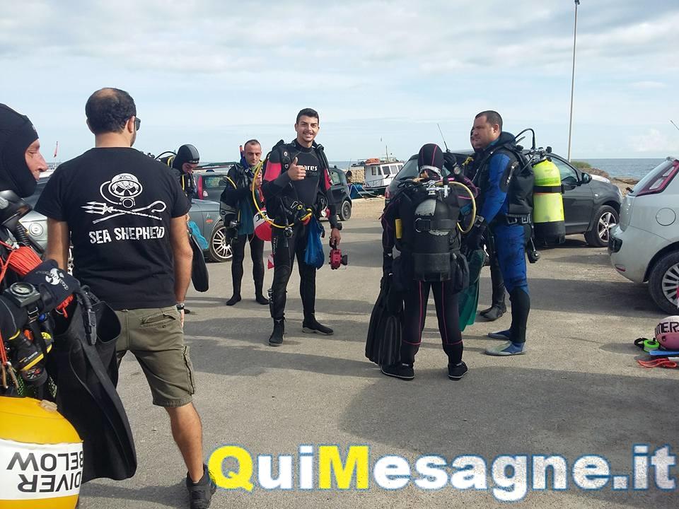 """Riparte il progetto """"Puliamo le spiagge del Salento"""", Sea Shepherd approda a Brindisi"""