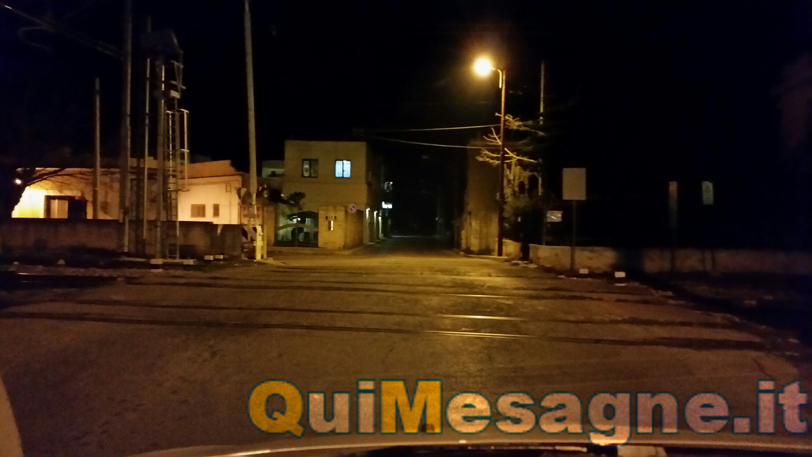 UFFICIO RECLAMI – Le strade per San Vito e San Pietro sono al buio. INTERVENITE !!!