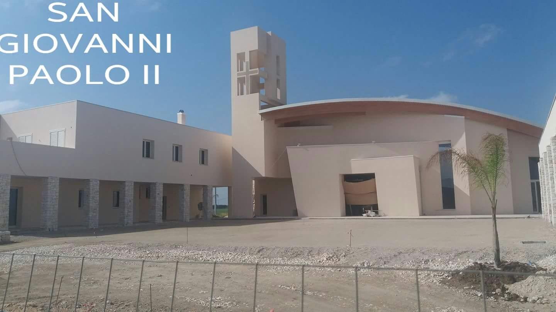 La nuova Chiesa sarà dedicata a San Giovanni Paolo II
