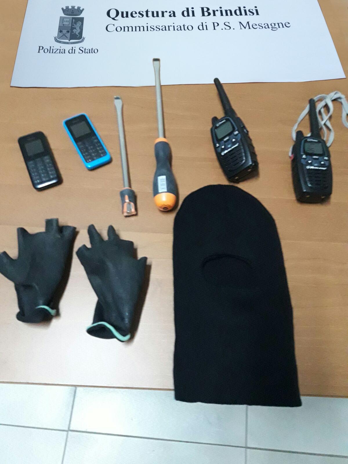 Inseguimento sulle vie cittadine, la Polizia sventa furto – comunicato Commissariato