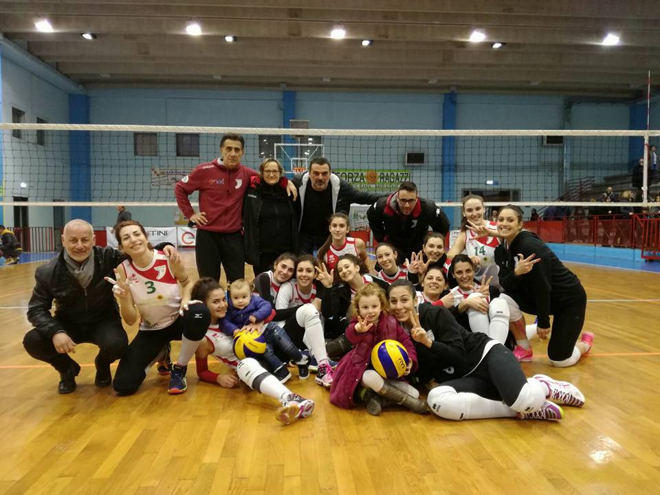 Volley femminile, serie D: finale in crescendo