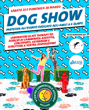 Sabato e Domenica ad Auchan formazione e informazione sul cane