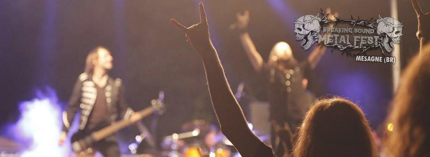 Sostenitori del Breaking Sound Metal Fest, il giorno è finalmente giunto! Parte il crowdfunding