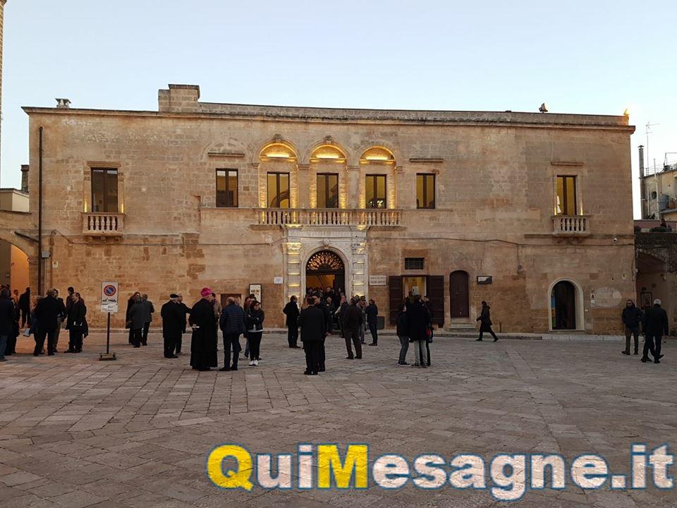 Appello al Sindaco e all'assessore Calò per facilitare l'apertura dell'Archivio Capitolare – di Enzo Poci