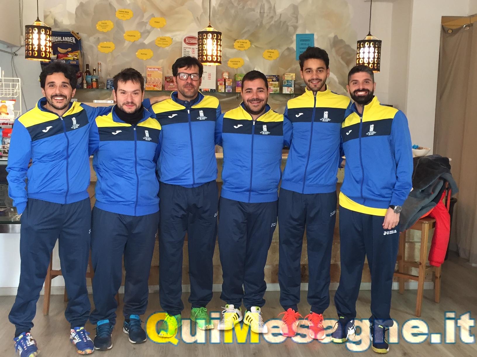 Circolo Tennis Mesagne, Serie C: sconfitta casalinga contro il CT Maglie