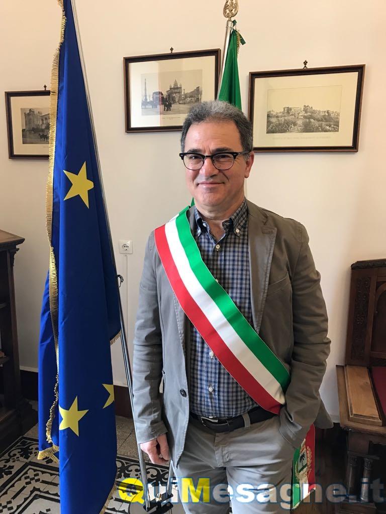 Il sindaco Pompeo Molfetta eletto vicepresidente AIP- Autorità idrica pugliese