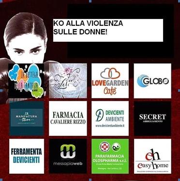 """""""KO alla violenza"""", grande successo per l'iniziativa al PalaMelfi"""